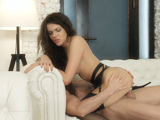 Sultry courtesan lover